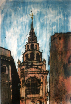 Image entitled St Brides